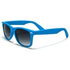 Sluneční brýle wayfarer retro modré