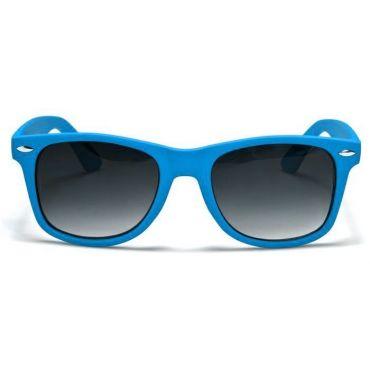 Sluneční brýle wayfarer retro tyrkysové