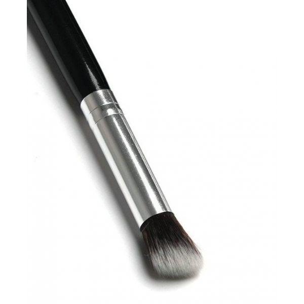 Shimia kabuki kosmetický štětec - uhlový