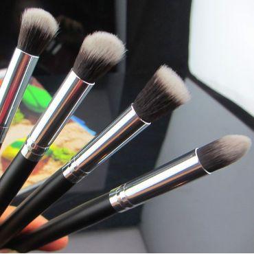Shimia kabuki kosmetický štětec - kuželový