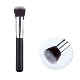 Shimia kabuki kosmetický štětec - zaoblený / round