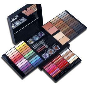 Rainbow kompletní paletka na líčení 85 barev