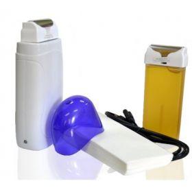 Depilační ohřívač vosků + VOSK + PÁSKY