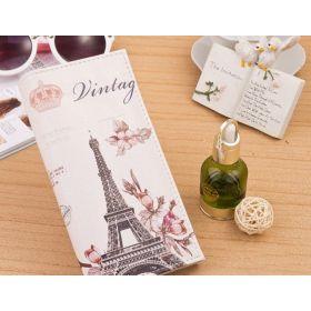 Dámská peněženka s motivy měst Paris
