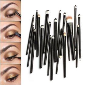 Shimia Set kosmetických štětců pro make-up 20ks