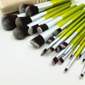Shimia 23ks kabuki kosmetických štětců