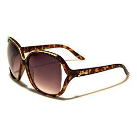 Sluneční brýle GSL22001 F leopardí rám