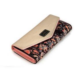 Dámská peněženka Lifestyle s květinovým vzorem