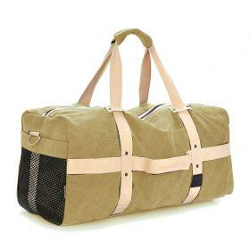 MJH plátěná cestovní taška 40l Khaki