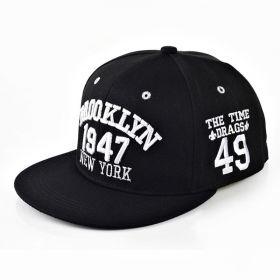 ANG-E kšiltovka Brooklyn 1947 černá