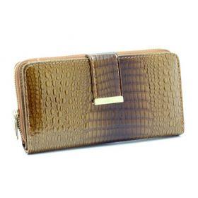 Jennifer dámská kožená peněženka Krokodýl