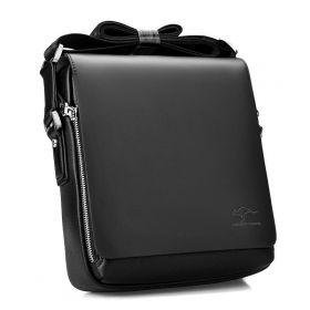 Kangaroo pánská taška černá 25cm