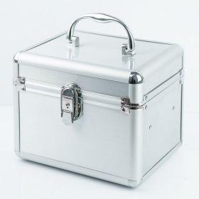 Kosmetický kufřík malý Silver