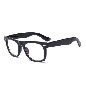 Nedioptrické brýle wayfarer černé 2.jakost
