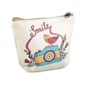 Peněženka na mince či klíče Smile
