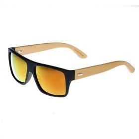 Wayfarer dřevěné sluneční brýle WPB1033R