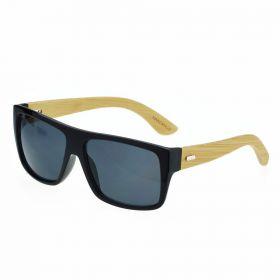 Wayfarer dřevěné sluneční brýle WPB1033C