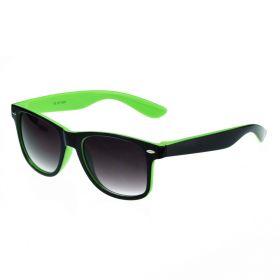 Wayfarer Bicolor sluneční brýle RT1028G zelené