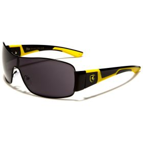 Khan sluneční brýle Shield KN3963E