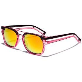 Sluneční brýle Biohazard růžové BZ66201D