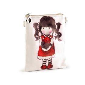 Dívčí kabelka přes rameno Holka v šatech
