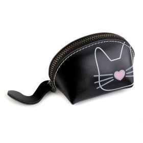 Malá peněženka Černá kočka