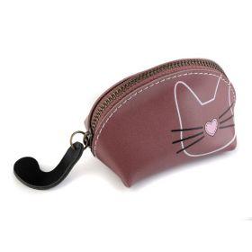 Malá peněženka Vínová kočka