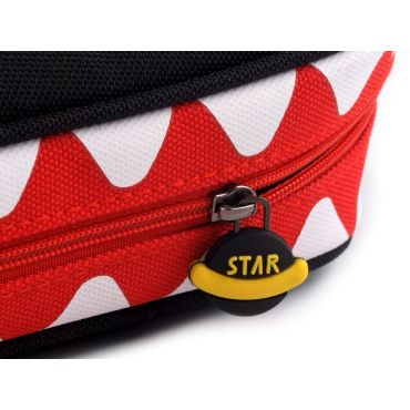 Languo pouzdro Star žralok Šedý