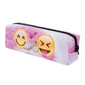 Who Cares Penál / kosmetická taštička Emoji