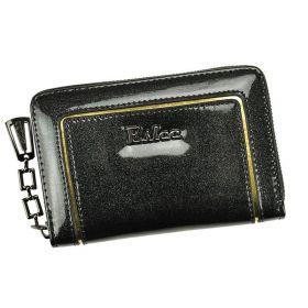 Eslee Dámská peněženka Lakovaná Černá