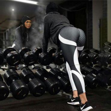 Dámské Sportovní leggings Fitness M