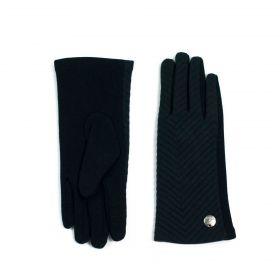 ArtOfPolo dámské rukavice prošívané Černé