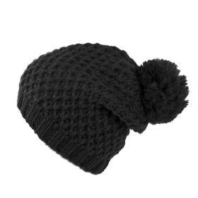 ArtOfPolo dámská čepice Paní zima Černá