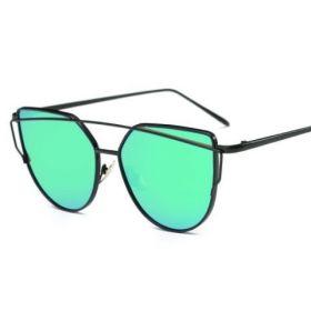 Sluneční brýle GLAM CAT Zelené