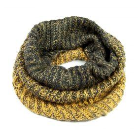 ArtOfPolo kruhový pletený šál komín