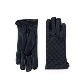 ArtOfPolo dámské prošívané rukavice z ekokůže