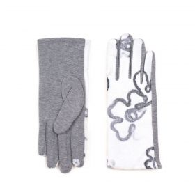 ArtOfPolo dámské úpletové rukavice Lizbona