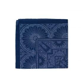 Šátek Bandana Classic Metropolitan Modrý