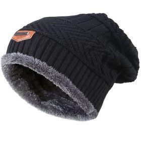 Rendt pánská zimní čepice černá