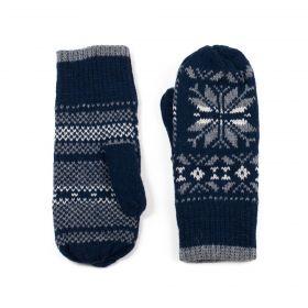 ArtOfPolo Jednoprstové rukavice palčáky Modré