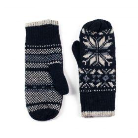 ArtOfPolo Jednoprstové rukavice palčáky Černé