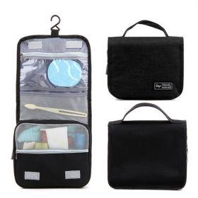 Travel organizér Toaletní taška Černá
