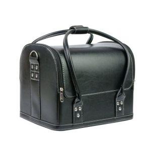 Luxusní taška pro kosmetiku MODEL 01 černý