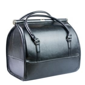 Luxusní kufřík pro kosmetiku MODEL12 černý
