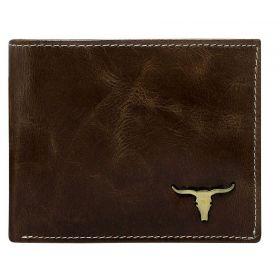 Always Wild pánská kožená peněženka BUFFALO Neo
