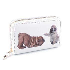 Lifestyle dámská peněženka Mopsík