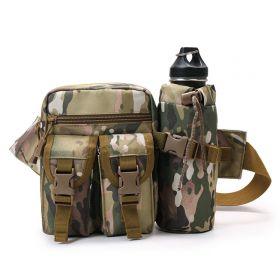 Outdoorová ledvinka Tactical Maxi - Kamufláž