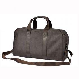 Pierre Cardin pánská cestovní taška Hnědá