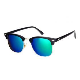 Sluneční polarizační brýle wayfarer Gentleman Modré zrcadlové