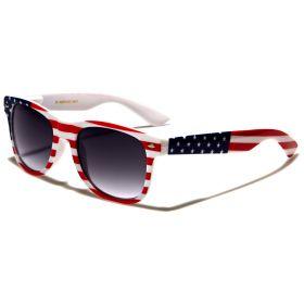 Sluneční brýle wayfarer USA stars W690-FLAG